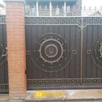 Ремонт металлических ворот и дверей
